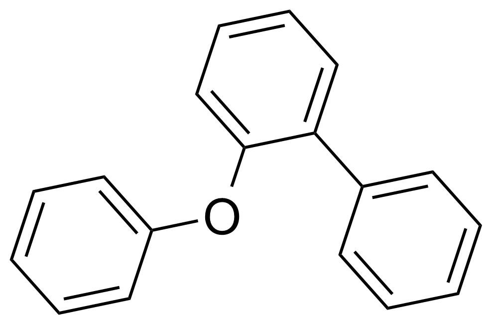 Structure of 2-Phenoxybiphenyl