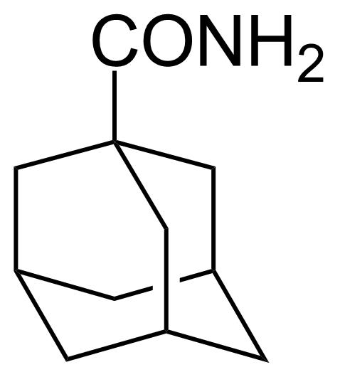 Structure of 1-Adamantanecarboxamide