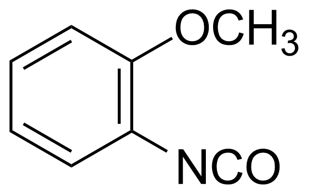Structure of 2-Methoxyphenyl isocyanate