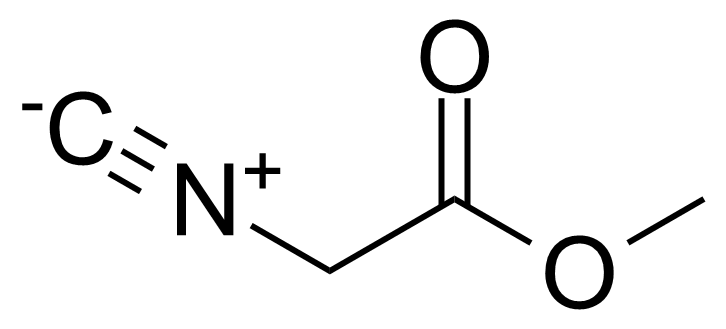 Structure of Methyl 2-isocyanoacetate