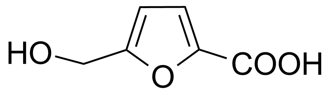 Structure of 5-(Hydroxymethyl)furan-2-carboxylic acid