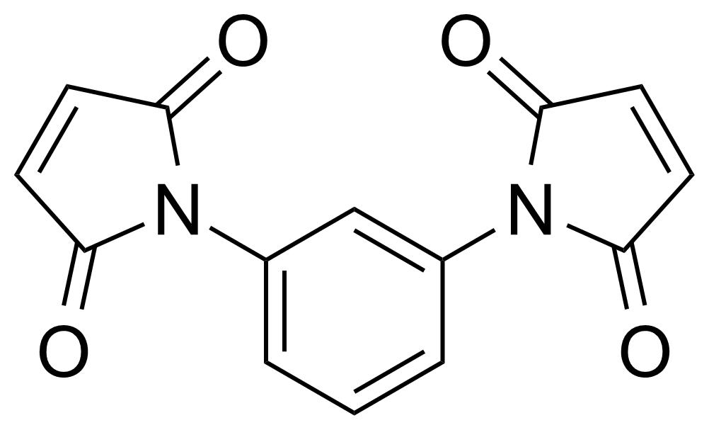 Structure of N,N''-1,3-Phenylenedimaleimide