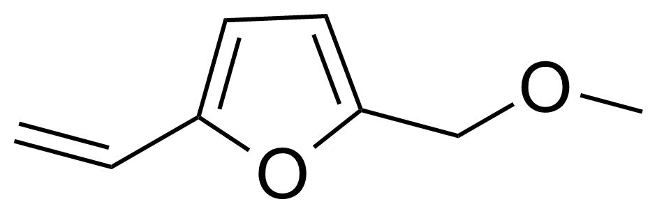 Structure of 5-(Methoxymethyl)furan-2-carboxaldehyde