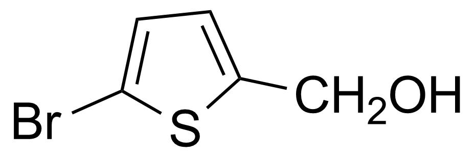 Structure of 5-Bromo-2-thiophenemethanol
