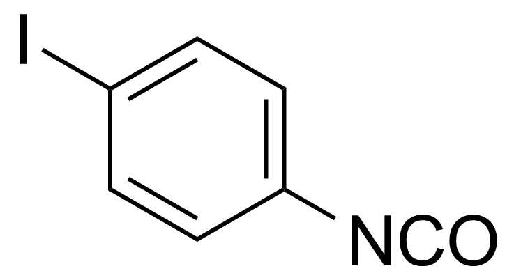 Structure of 4-Iodophenyl isocyanate