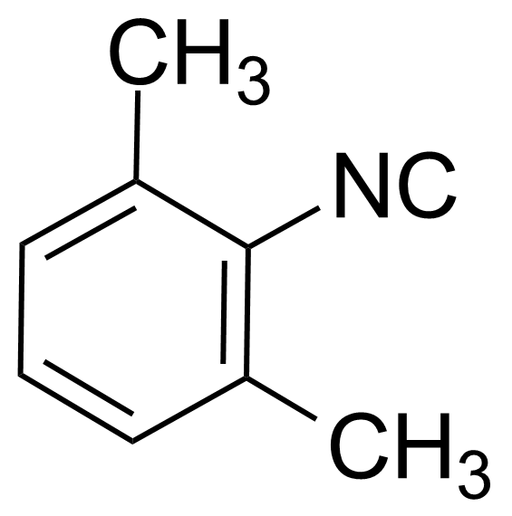 Structure of 2-Isocyano-1,3-dimethylbenzene