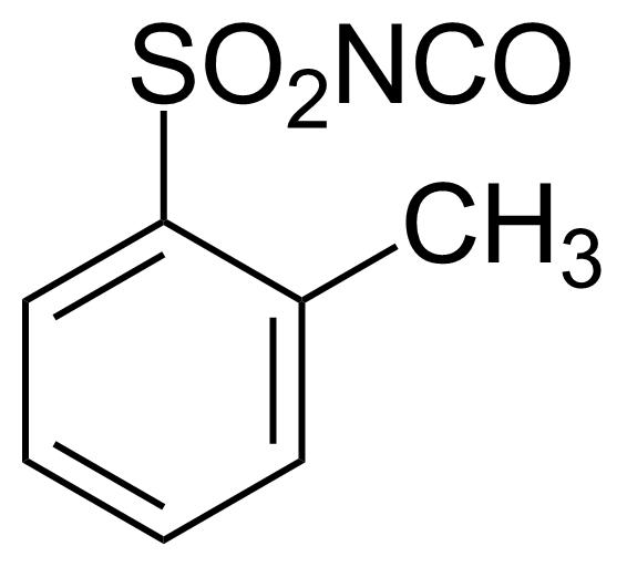 Structure of o-Toluenesulfonyl isocyanate