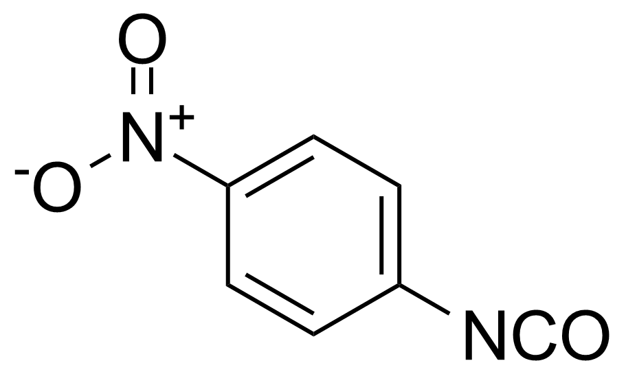Structure of 4-Nitrophenyl isocyanate