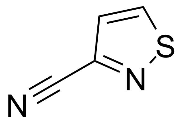 Structure of 1,2-Thiazole-3-carbonitrile