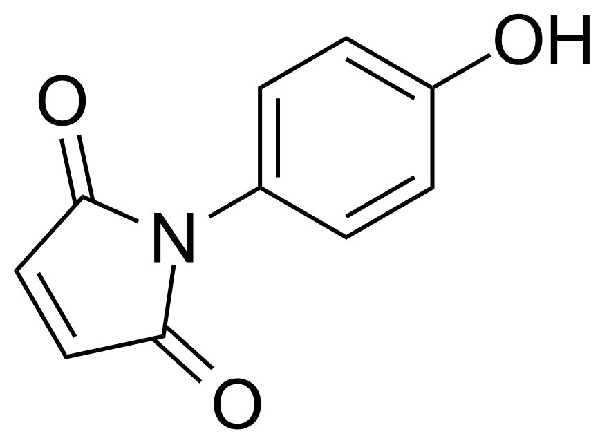 Structure of 4-Maleimidophenol
