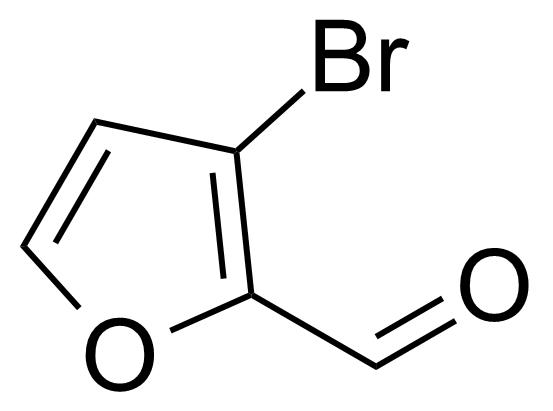 Structure of 3-Bromo-2-furaldehyde