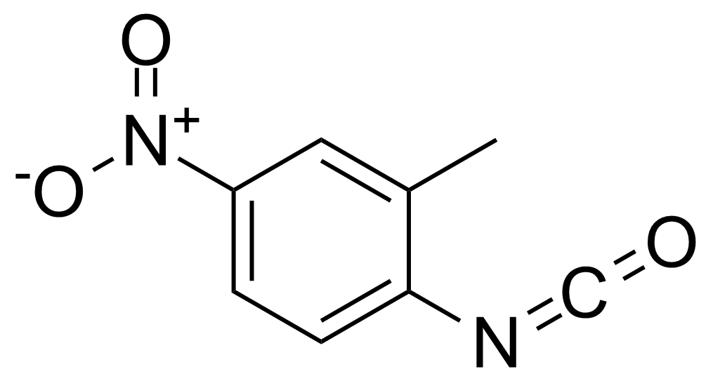 Structure of 1-Isocyanato-2-methyl-4-nitro-benzene