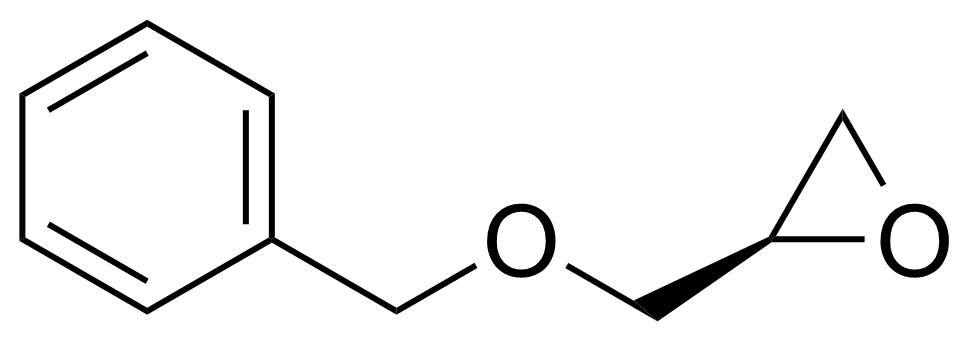 Structure of (R)-(-)-2-(Benzyloxymethyl)-oxirane