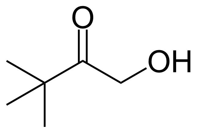 Structure of Hydroxypinacolone