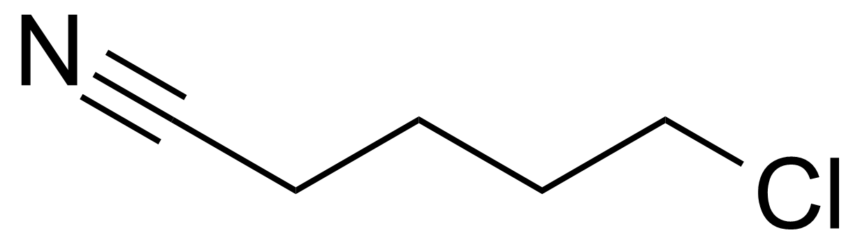 Structure of 5-Chlorovaleronitrile