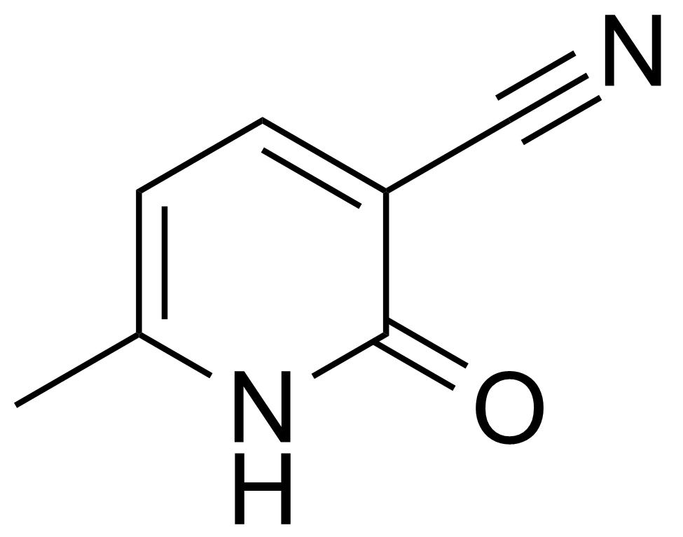 Structure of 3-Cyano-6-methyl-2-pyridone