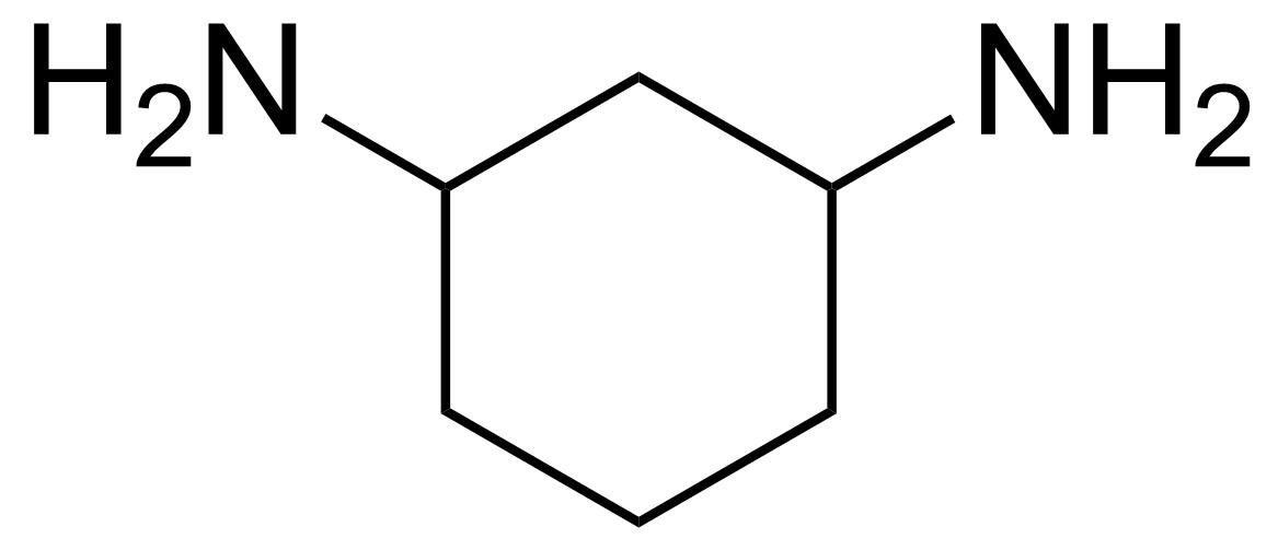 Structure of 1,3-Diaminocyclohexane