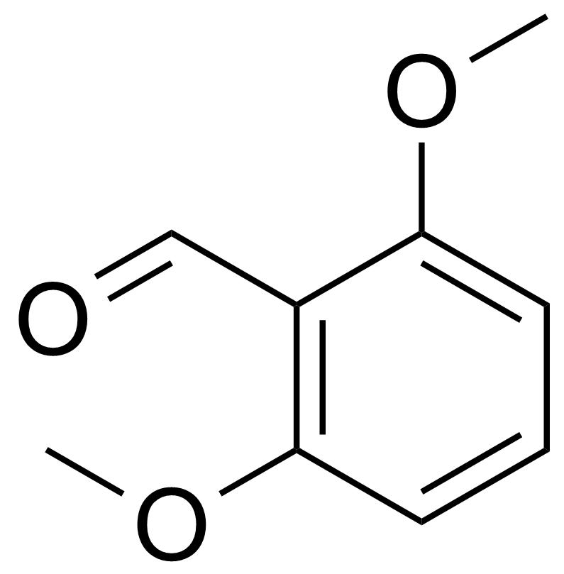 Structure of 2,6-Dimethoxybenzaldehyde