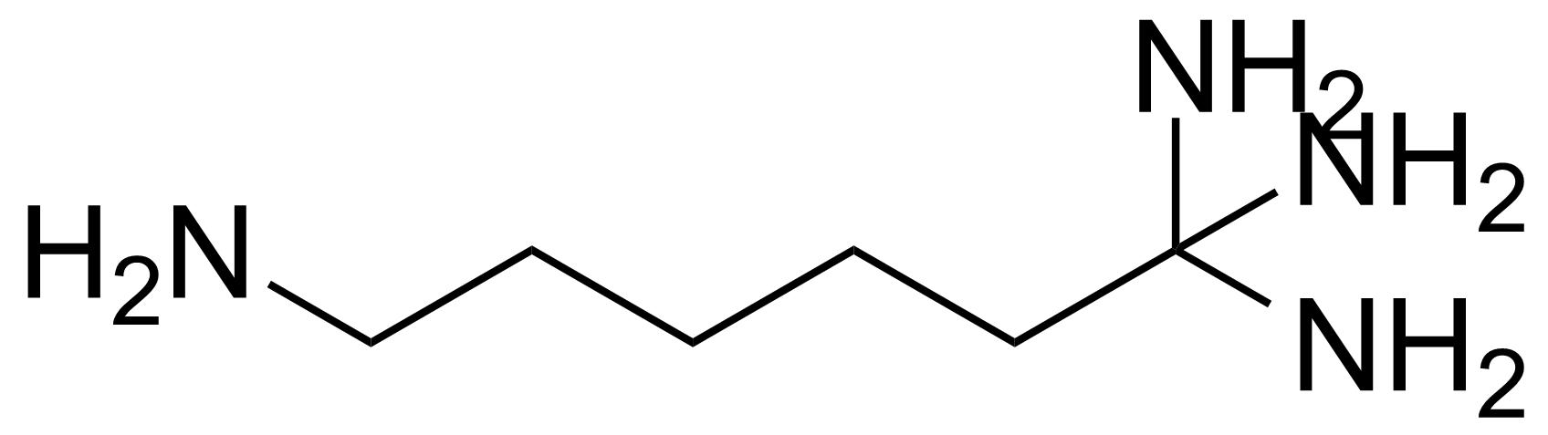Structure of Hexamethylentetramine