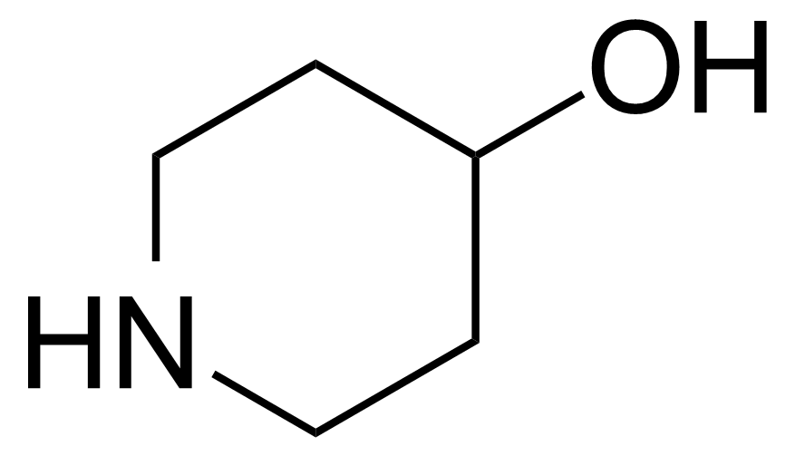 Structure of 4-Hydroxypiperidine