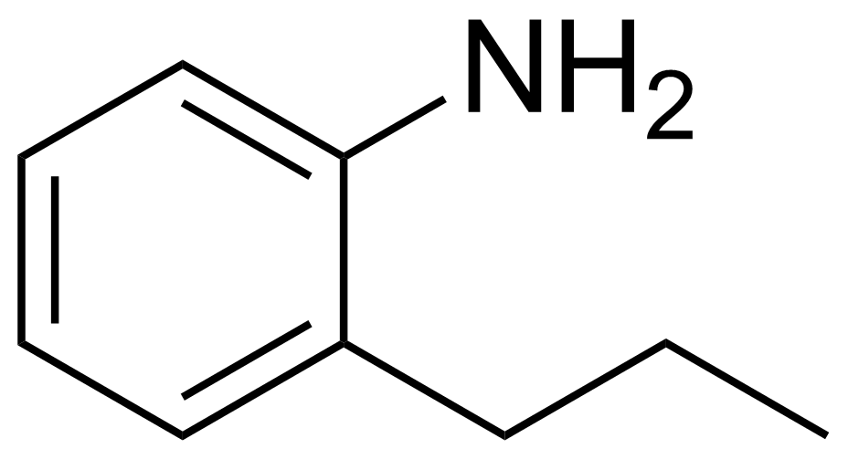 Structure of 2-N-Propylaniline