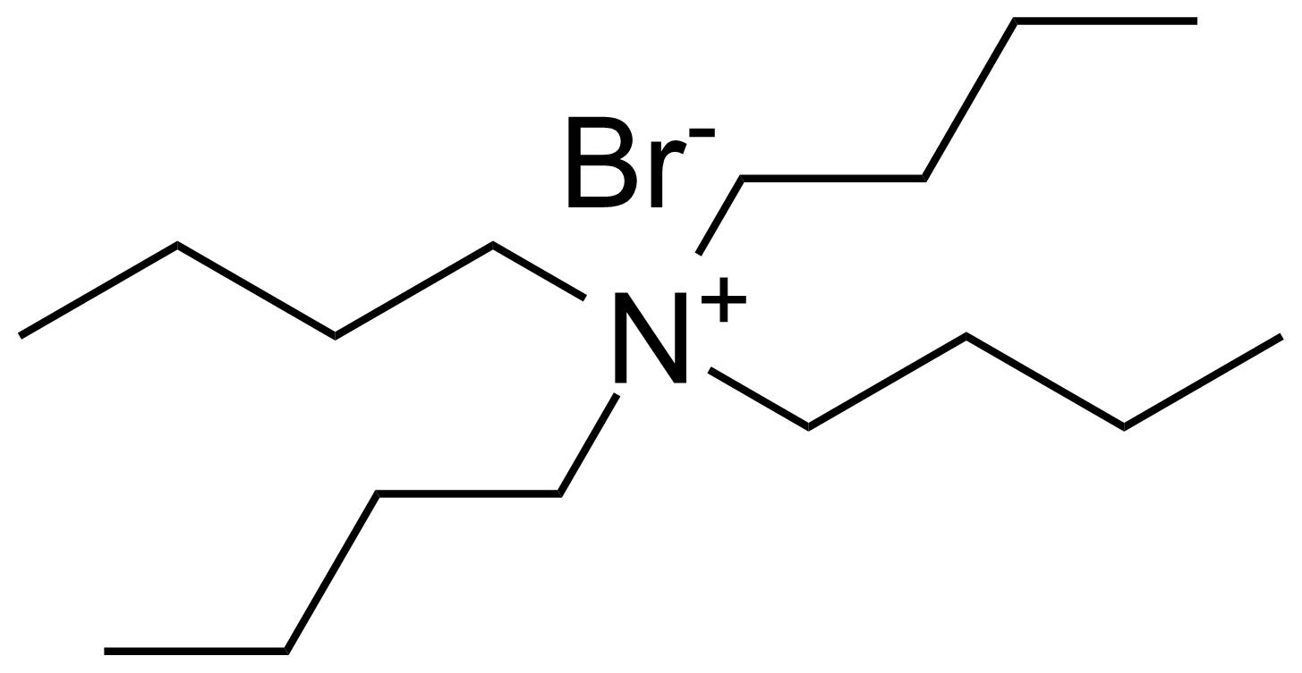 Structure of Tetrabutylammonium bromide
