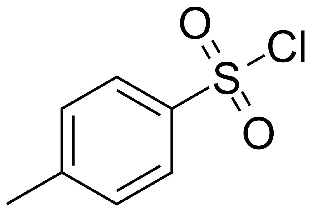 Structure of p-Toluenesulfonyl chloride