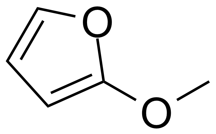 Structure of 2-Methoxyfuran