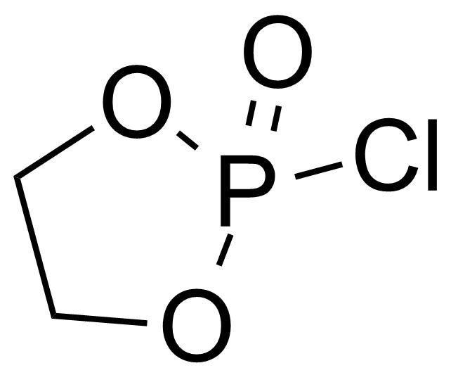 Structure of 2-Chloro-1,3,2-dioxaphospholane-2-oxide