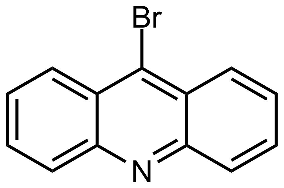 Structure of 9-Bromoacridine