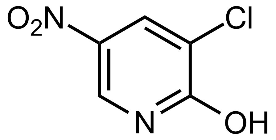 Structure of 3-Chloro-5-nitropyridin-2-ol