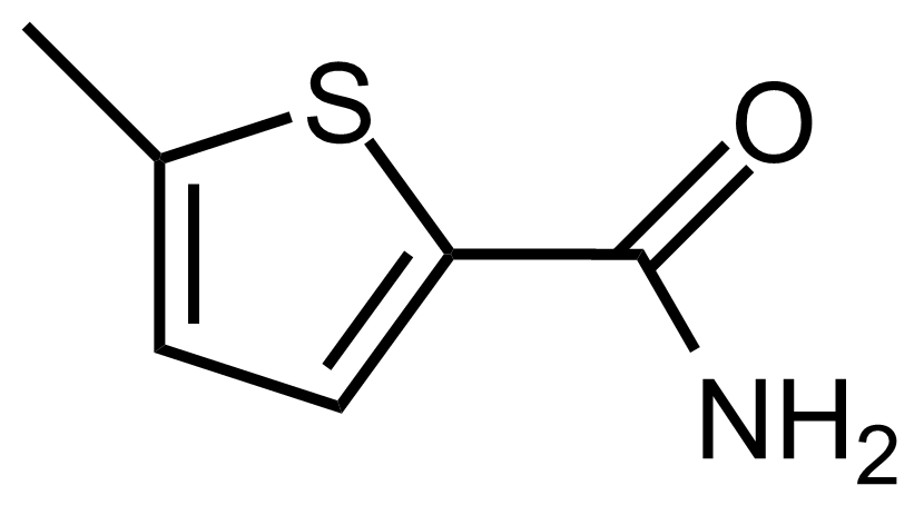 Structure of 5-Methylthiophene-2-carboxamide