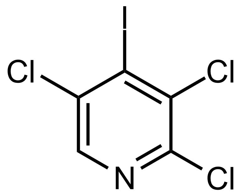 Structure of 2,3,5-Trichloro-4-iodopyridine