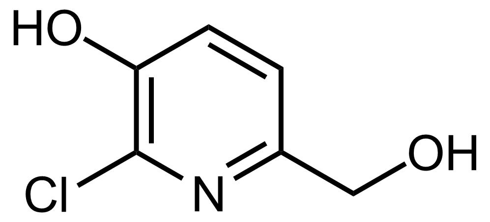 Structure of 2-Chloro-6-(hydroxymethyl)pyridin-3-ol