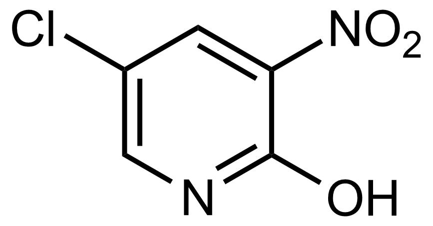 Structure of 5-Chloro-3-nitropyridin-2-ol