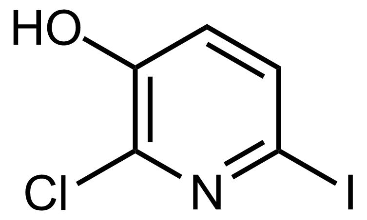 Structure of 2-Chloro-6-iodopyridin-3-ol