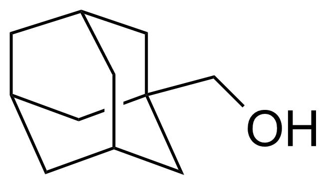 Structure of 1-Adamantanemethanol