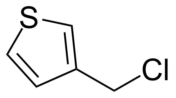 Structure of 3-(Chloromethyl)thiophene